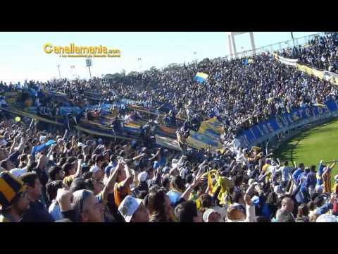 Video - Hinchada Rosario Central vs Aldosivi 13-05-12 (Canallamania.com) HD - Los Guerreros - Rosario Central - Argentina