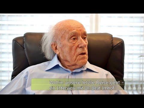 Wohin unsere letzte Reise geht - ein Interview mit Dr. Beat Imhof (engl. subtitles) видео