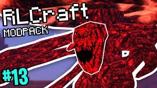 Minecraft But Trees Are Evil (RLCraft Modpack #13)