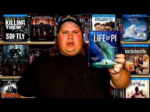 My Blu-ray Collection Update 3/23/13 : Blu ray and Dvd Movie Reviews