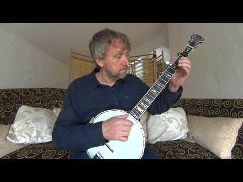 Gerhard Saller - Needle Case Clawhammer Banjo