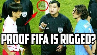 Video Does the 2002 World Cup Prove FIFA is RIGGED? MP3, 3GP, MP4, WEBM, AVI, FLV April 2019