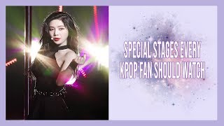 Video Special Stages Every Kpop Fan Should Watch MP3, 3GP, MP4, WEBM, AVI, FLV Maret 2019