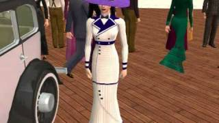 Sims2 TITANIC-PART ONE *Opening*