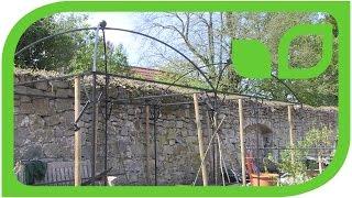 Ippenburger Gartentipps: Wie wird ein Harrod Fruitcage aufgebaut (Teil 1)