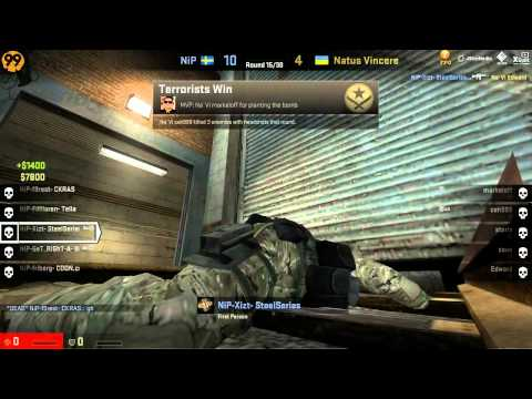 Fnatic FFO: Na`Vi vs NiP - German