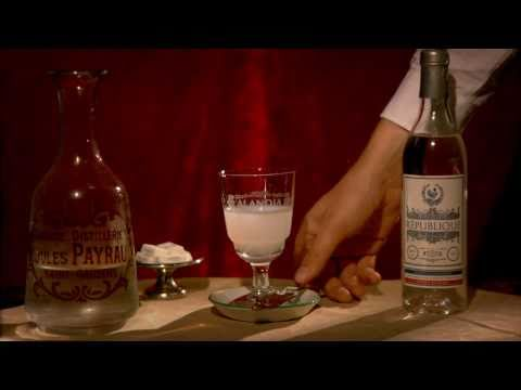 Absinthe République Louche Video