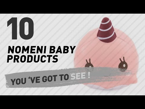 Nomeni Baby Products Video Collection // New & Popular 2017