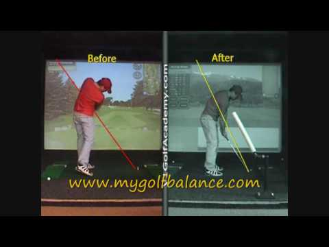 Golf Lesson Series-Gain Consistency with a better angle of attack