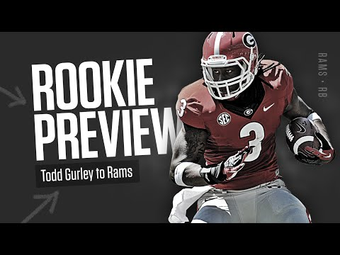 Todd Gurley Rookie Preview thumbnail