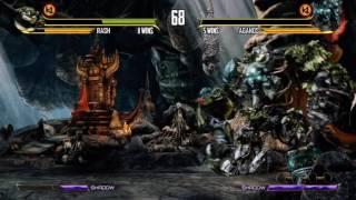 Killer Instinct - Fight 23: Rash(Holder) vs Aganos(Challenger)
