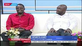 Sports Chat: A look at the weekend sporting events, Gor Mahia win against AFC Leopards, 24/10/16