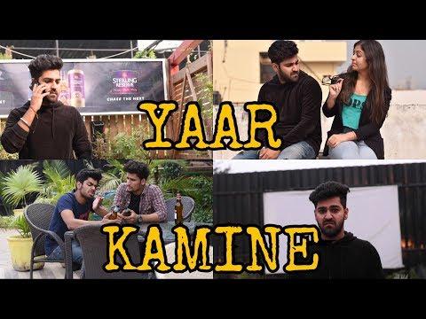 Video YAAR KAMINE  :- ||Sushant Maggu download in MP3, 3GP, MP4, WEBM, AVI, FLV January 2017
