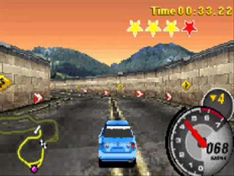 need for speed most wanted gba download