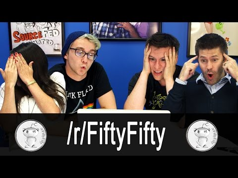 fat - You asked for it and we delivered! SourceFed does reddit's /r/fiftyfifty once again! Buy some awesomeness for yourself! http://www.forhumanpeoples.com/collections/sourcefed More stories...