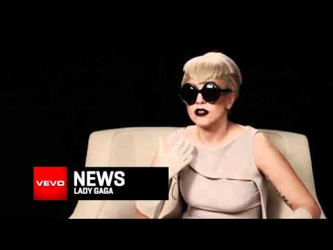 VEVO News: Lady Gaga Exclusive Interview Coming Soon!