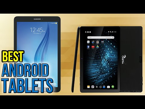 10 Best Android Tablets 2017