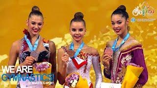 2018 Rhythmic Worlds Sofia – Hoop and Ball Finals, Highlights – We are Gymnastics !