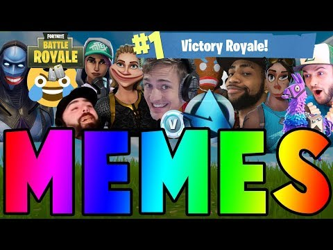 BEST FORTNITE MEMES COMPILATION V8
