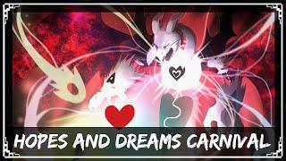 Video [Undertale Remix] SharaX - Hopes and Dreams Carnival MP3, 3GP, MP4, WEBM, AVI, FLV Agustus 2018