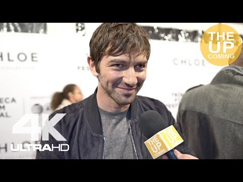 Michiel Huisman interview on State Like Sleep at Tribeca Film Festival 2018 premiere