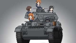 Video GR Anime Review: Girls Und Panzer MP3, 3GP, MP4, WEBM, AVI, FLV Juni 2018