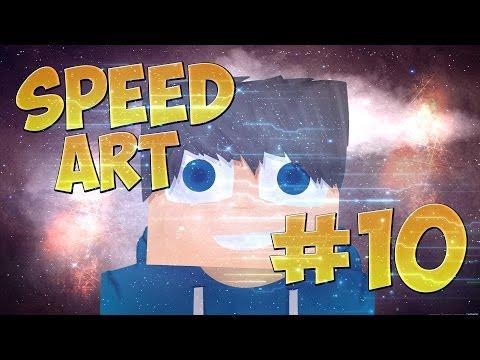 SpeedArt #10(FhantomShow)