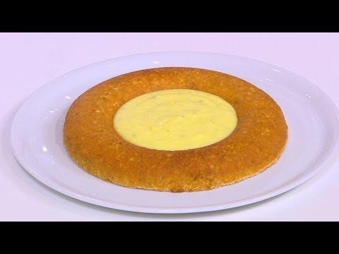العرب اليوم - شاهد: طريقة إعداد كيك شيفون الليمون بدقيق الأرز