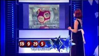 Euromillions Lottery Draw Results 28 March 2008