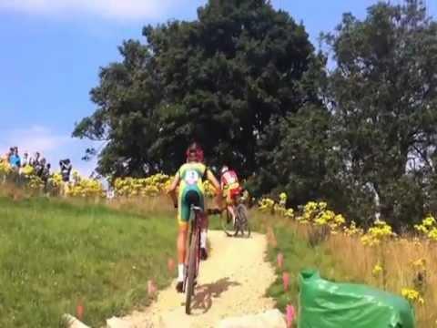 Nino Schurter & Jaroslav Kulhavy – Olympic MTB Race – Hadleigh Farm