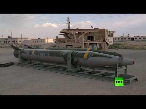 العرب اليوم - شاهد: الجيش السوري يستعرض أسلحة مقاتلي الغوطة الشرقية