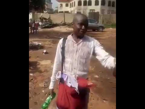 Igbo Man's Funny Way Of Advert