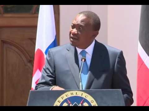 Pres. Kenyatta urges for increased investment in Kenya by Slovak companies