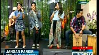 GAC - Jangan Parkir ( Acoustic Version ) Live @