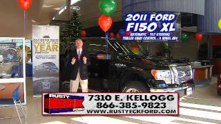 Sales Videos / 2012 Ford F150 Motor Trend Truck of the Year