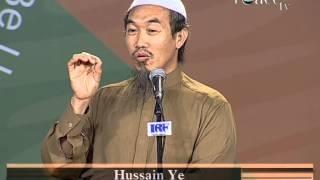 Peace Speaker, Following The Prophet PBUH by Sh Hussain Yee new