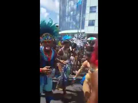 Hot On The Road For Carnival In Saint Lucia 2017