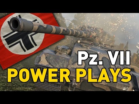 World of Tanks || Power Plays