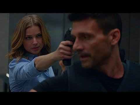 """""""Captain's Orders"""" - Fight Scene - Captain America: The Winter Soldier (2014) Movie CLIP HD"""