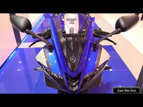 2016 Yamaha YZF R125 motorcycle features, R125 review