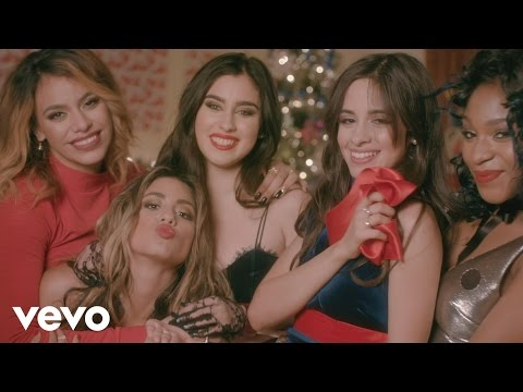 Tekst piosenki Fifth Harmony - All I Want for Christmas is You (cover) po polsku
