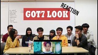 Video [APRICITY] K-pop Dancers React to GOT7 - Look + Vlive MP3, 3GP, MP4, WEBM, AVI, FLV Maret 2018