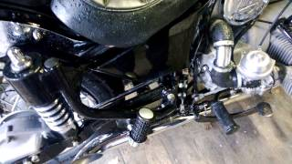 2. Ural Wolf engine sound