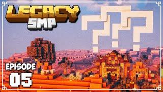 Legacy SMP - Ep. 05 - FIRST PRANK & HILARIOUS NAME SHOP!