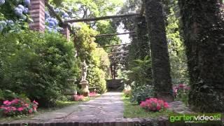 #1278 Parco Scherrer Morcote - die Stufen des Zaubergartens