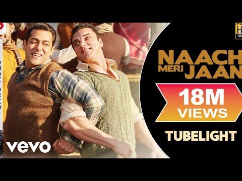 Video Naach Meri Jaan - Lyric Video| Salman Khan | Sohail Khan | Pritam | Tubelight download in MP3, 3GP, MP4, WEBM, AVI, FLV January 2017