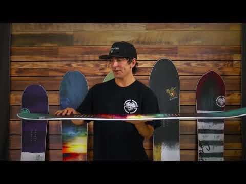 Never Summer Mavrix Snowboard - Men's