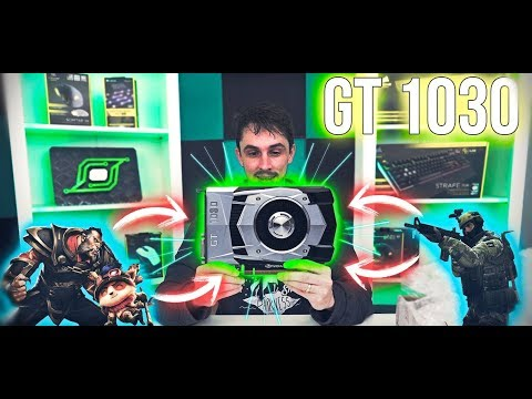 WHAT?? GT1030! UNBOXING ‹ ChipArt ›