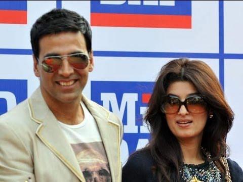 Twinkle Khanna And Akshay Kumar Son