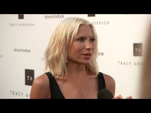 Tracy Anderson, Trainer to the Stars (видео)